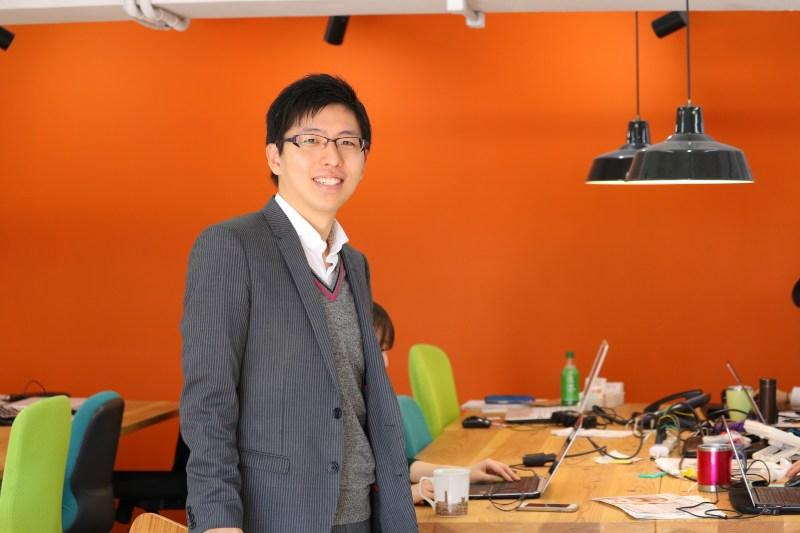 NPO法人G-net 共同代表の南田修司さん