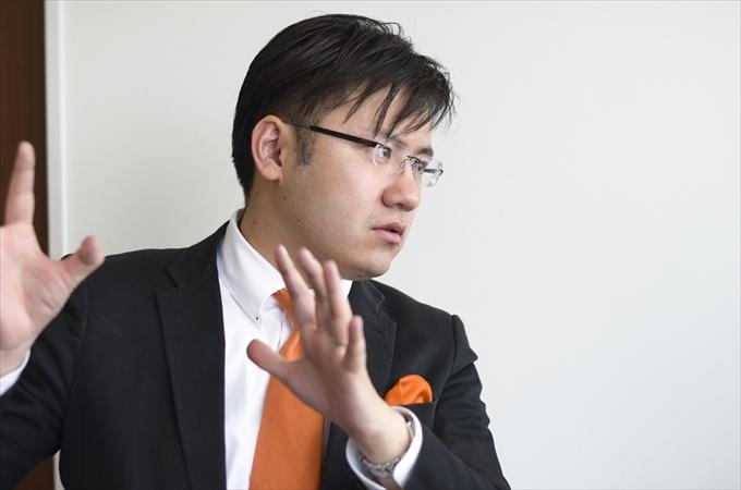 NPO法人G-net・秋元祥治さん