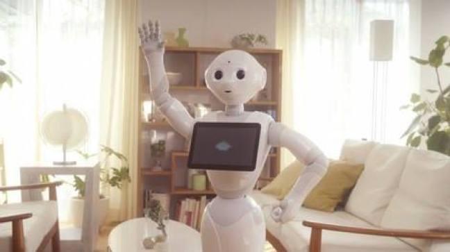 ロボット ソフトバンク