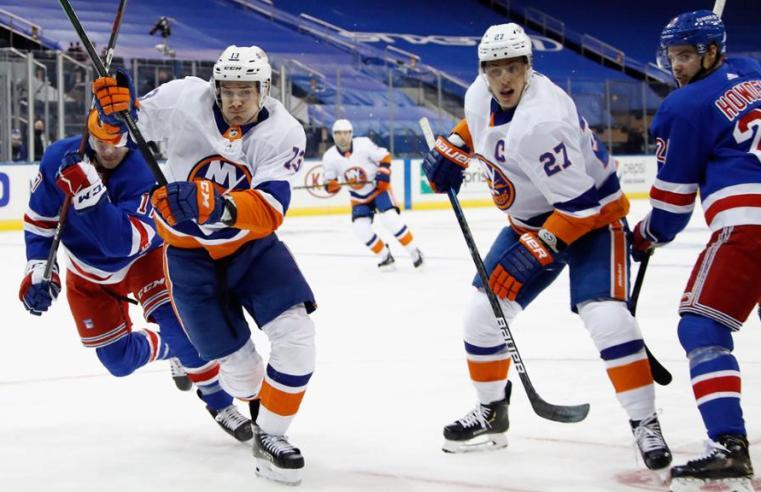 Rangers Look to Rebound in Rematch Against Islanders