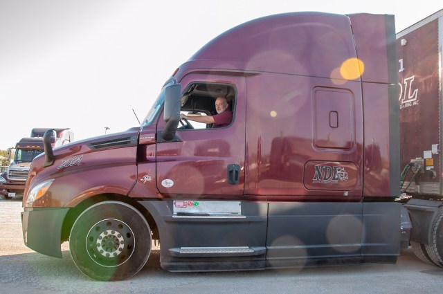NDL Truck Driver