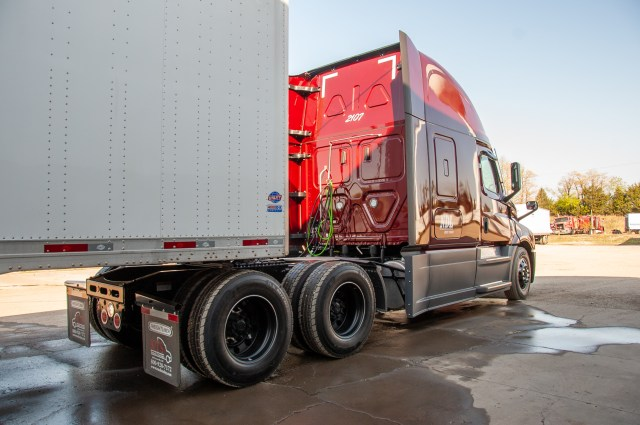 NDL exterior of the truck