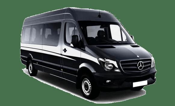 Mercedes Sprinter Minibus Amsterdam