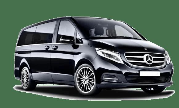 Mercedes V class Van/MPV black