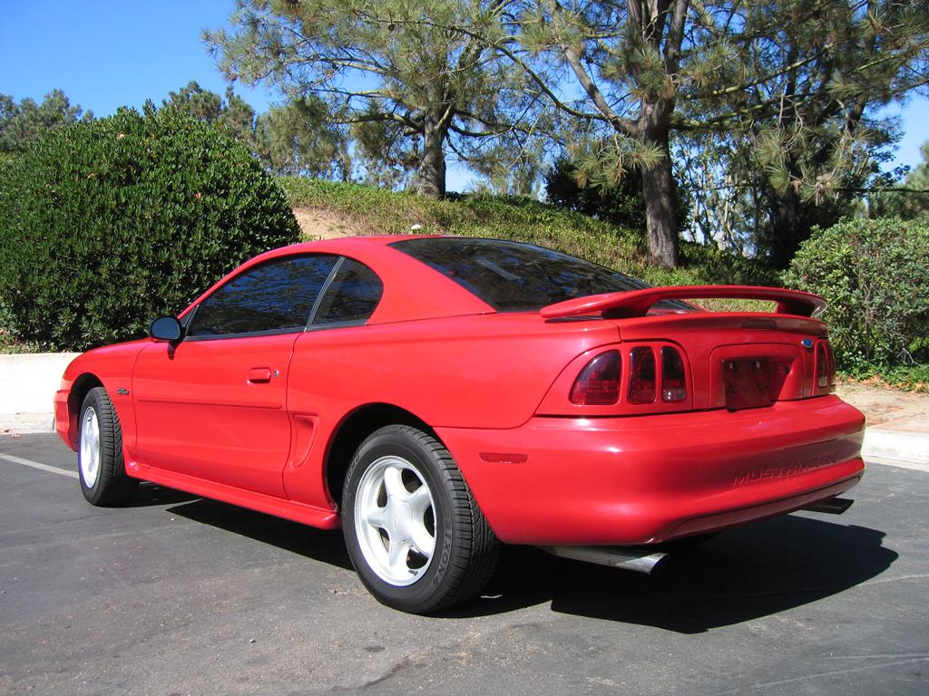 1997 Ford Mustang Cobra Svt Specs