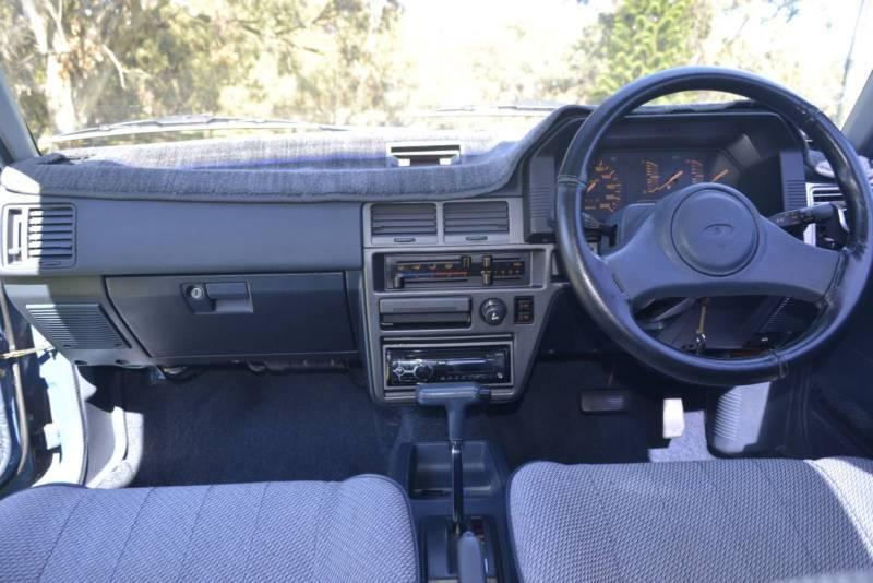 1989 Ford Laser