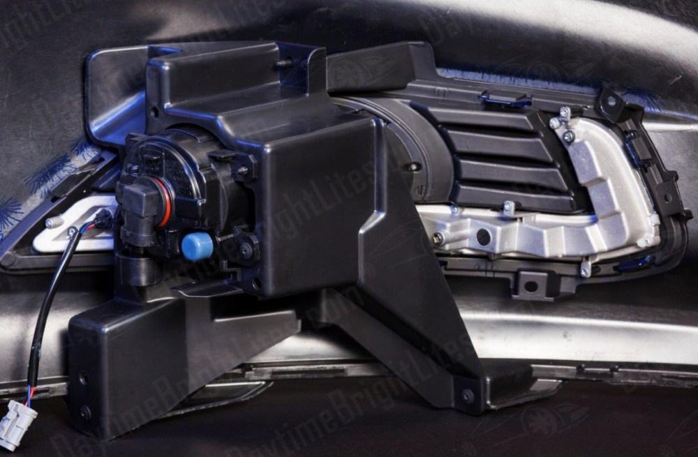 medium resolution of fusion mondeo drl kit fog light
