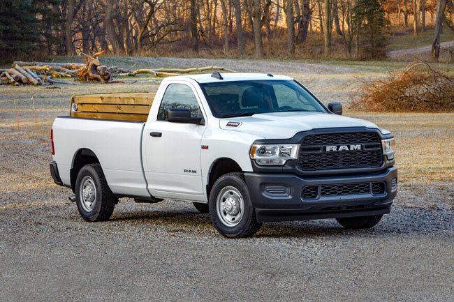 How To Make A 1-Ton Truck Ride Smoother