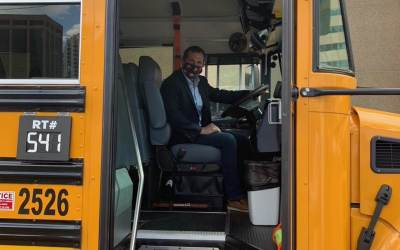 The International Zero Emission Bus Conference A Hit In Denver
