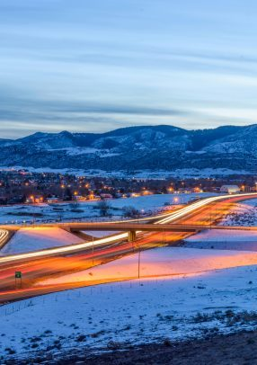 Colorado road