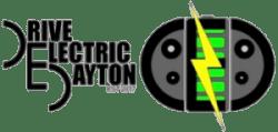 Drive Electric Dayton logo