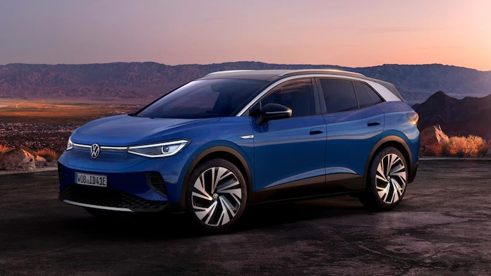 Volkswagen ID.4 photo shared by Drive Electric Dayton