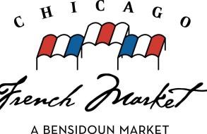 Chicago French Market Logo