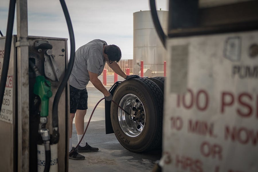 How To Improve Truck Fuel Efficiency