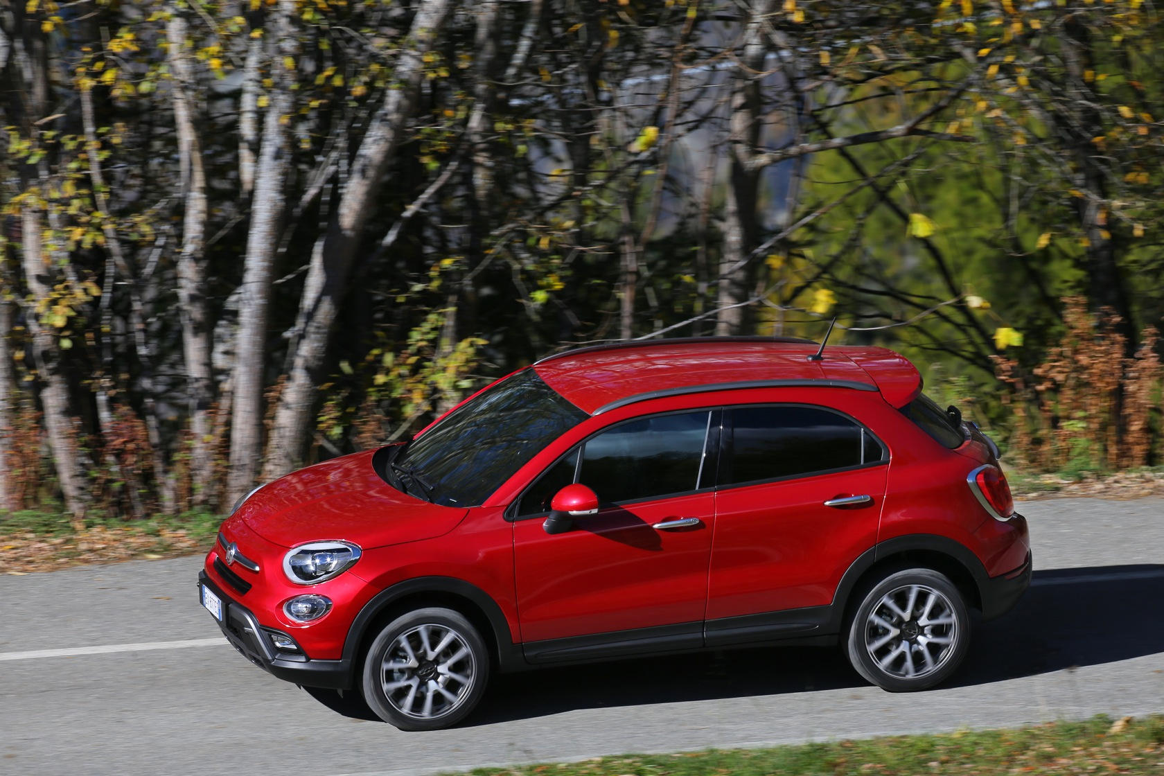 21fiat 500x Cross  Drivelife