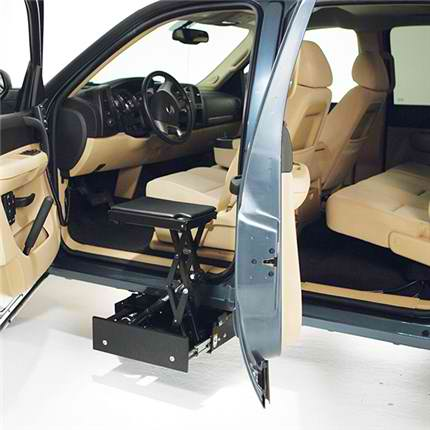 STOWAWAY TRANSFER SEAT  Drive Master Mobility