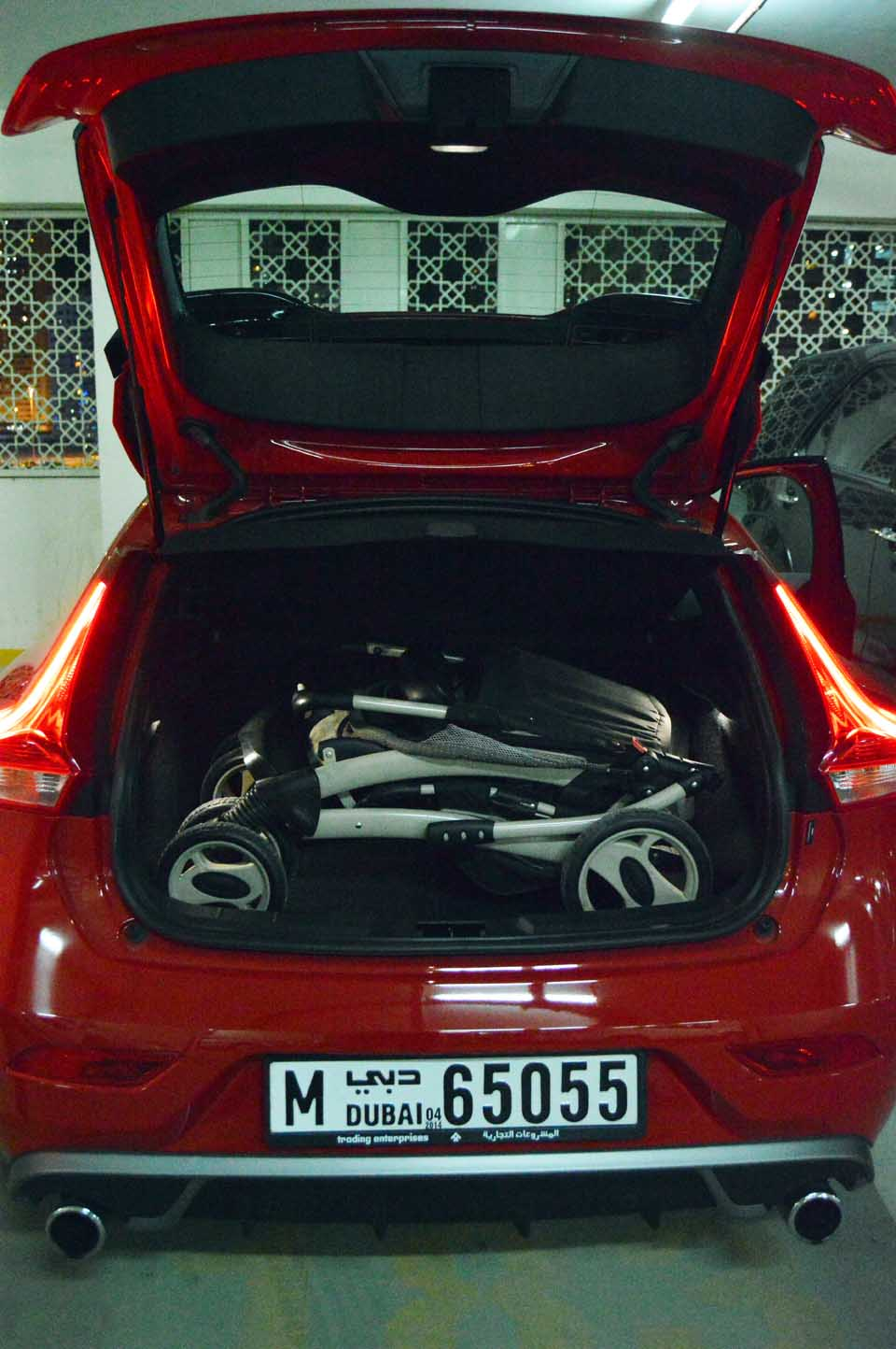 Volvo V40 Review Smooth concoction  drivemeonlinecom