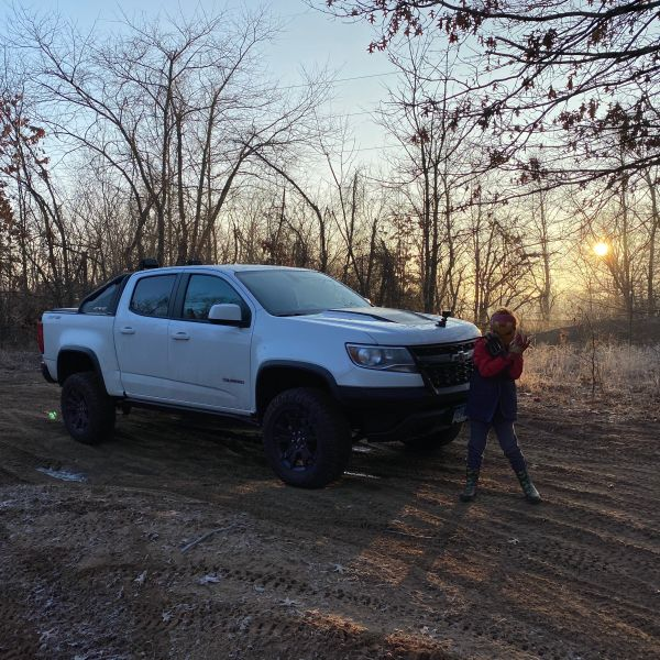 chevy, chevrolet, colorado, zr2, owner, off road, review, pov, drive, performance, avengers, christmas, car wash, detailing