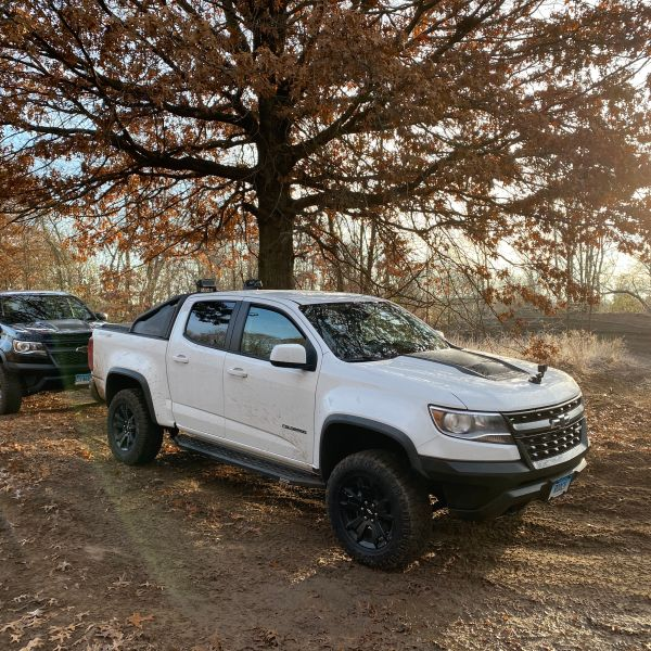 chevy, colorado, zr2, review, trails, family, fun, off road