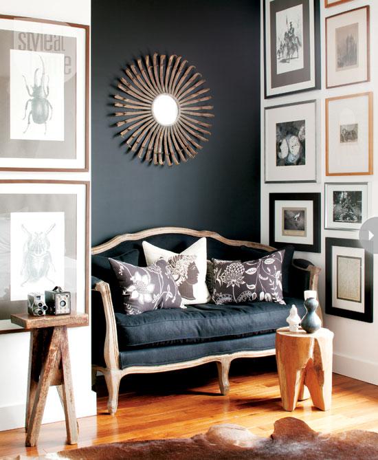 Charcoal Paint Color : charcoal, paint, color, Favorite, Black, Charcoal, Paint, Colors, Driven, Decor