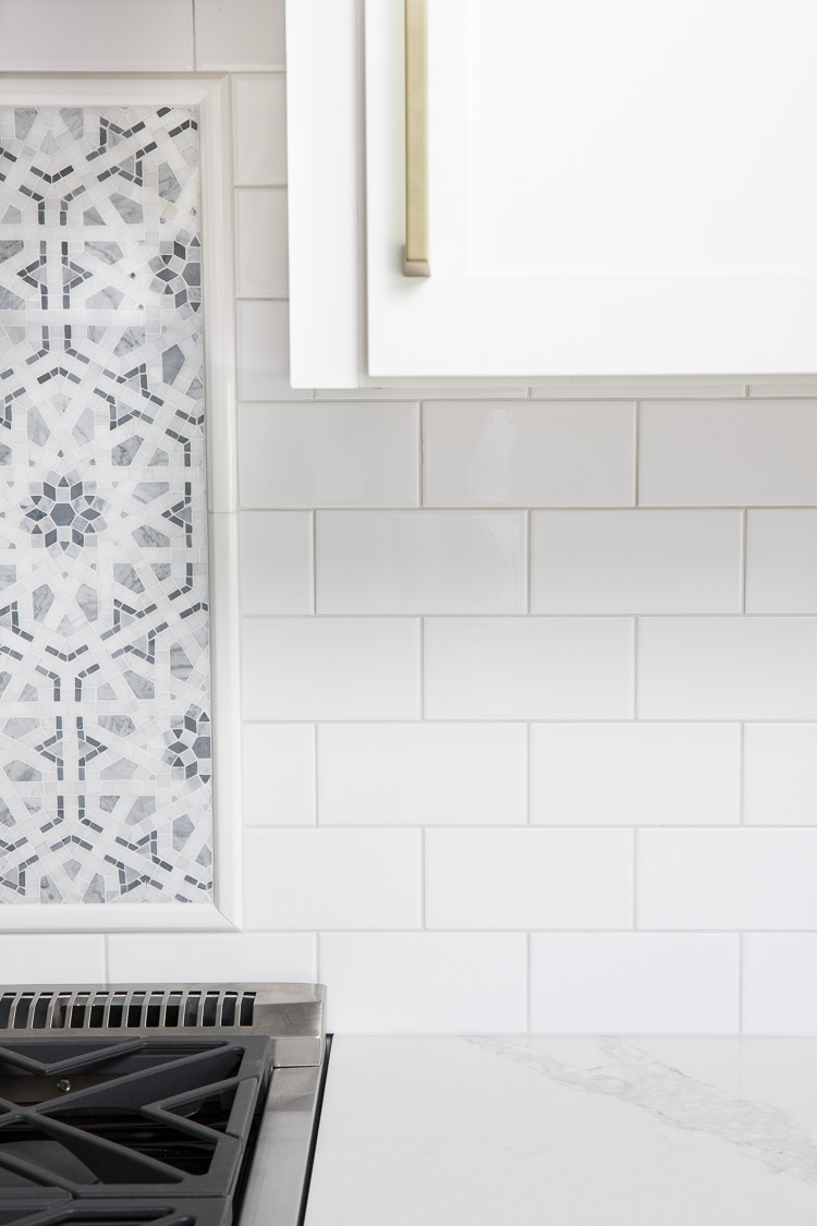 Subway Tile Bathroom White Subway Tile With Gray Grout My Favorite Grays Driven By Decor