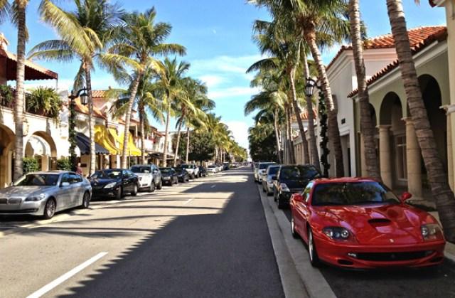 Palm Beach Bar, Service Areas - Driven Miami