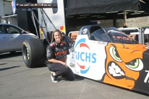 Kelly Bettes: The fastest woman on the drag strip – Driven Women