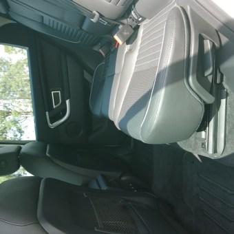 Disco rear seat