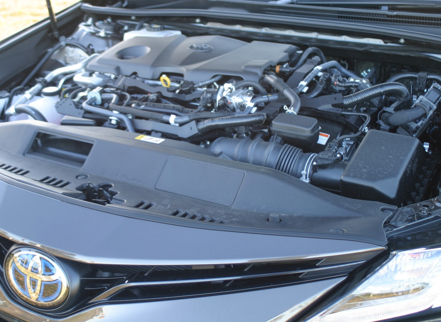 Toyota Camry Ascent Hybrid Engine