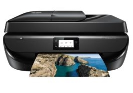 HP OfficeJet 5220 Firmware