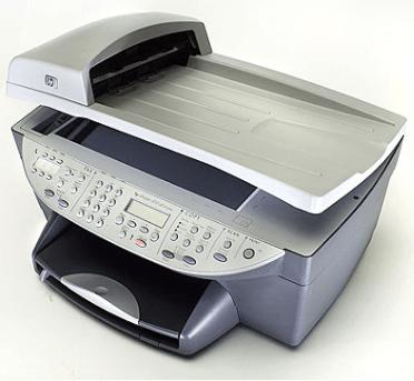 HP OfficeJet 6105 Driver