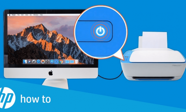 How to Connect HP Printer to Mac Without CD