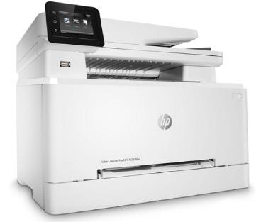 HP Color LaserJet Pro MFP M281fdw Driver