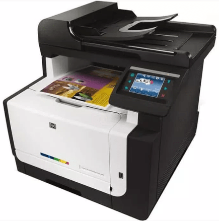 HP LaserJet Pro CM1415fn Color Multifunction