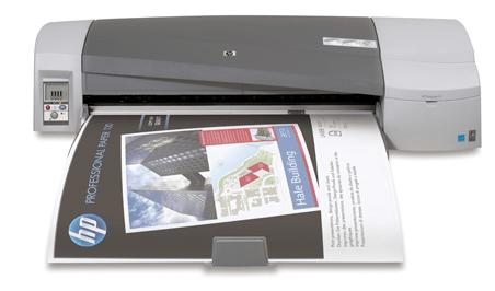 HP DesignJet 70 Printer Software and Driver