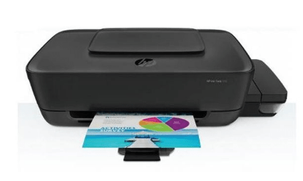 HP Ink Tank 116 Driver