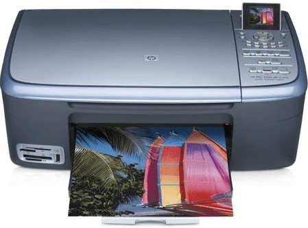 HP PSC 2357 Driver