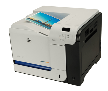 HP LaserJet Enterprise 500 Color M551dn Driver