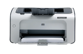 HP LaserJet P1107 Printer