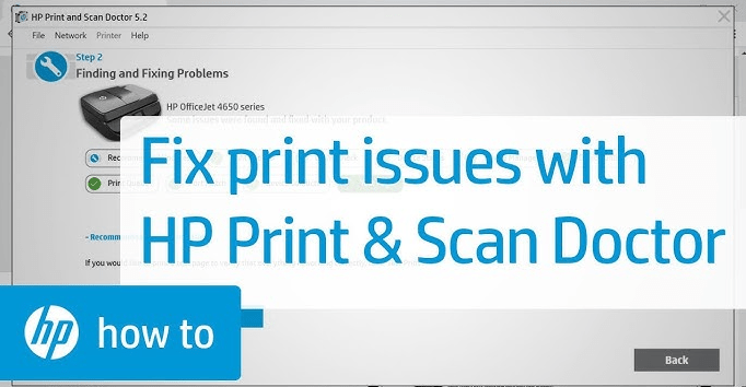 Fix scanning problems
