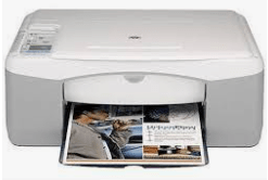 HP Deskjet F379 Printer