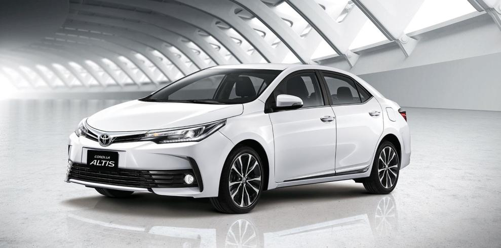 Toyota Altis A/T 1.6/1.8 Sunroof 2018 Price in Pakistan, Pics and Specification Features Details