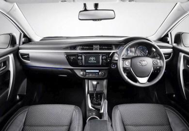 Toyota Corolla 2015 Price In Pakistan Xli