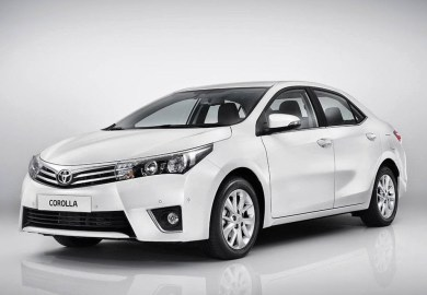 New Toyota Corolla 2015 Price In Pakistan