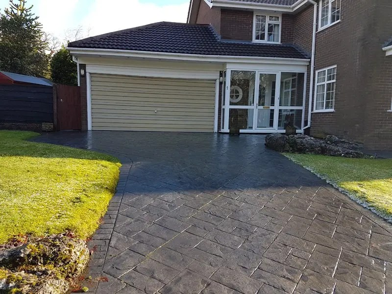 Imprinted Concrete Repair – Bolton