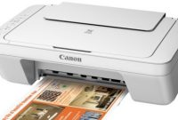 Canon PIXMA MG2910 driver and software download for windows/mac