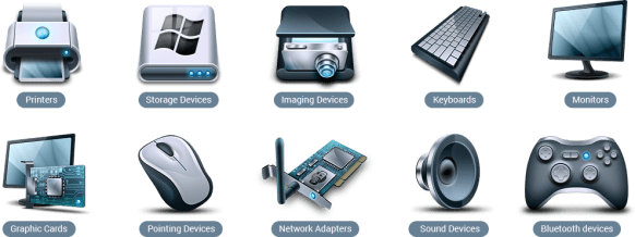 common device drivers