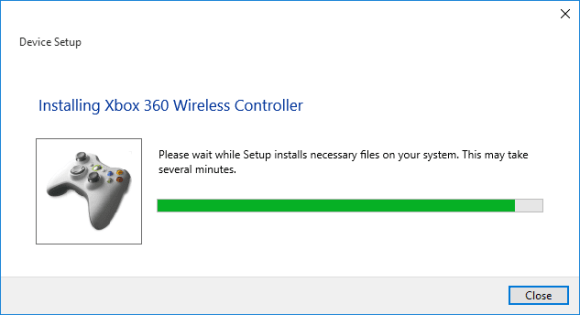 how to connect xbox controller to windows 10