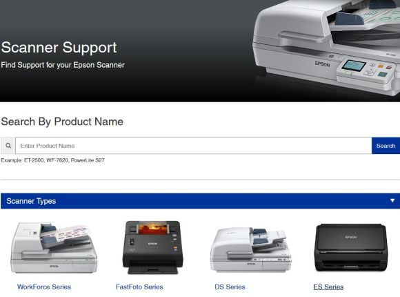 epson scan software windows 10