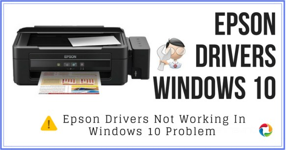 How to Update Epson Printer Drivers for Windows 10